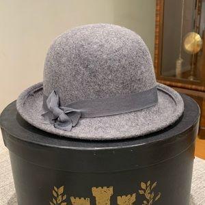 Goorin Brothers Grey Wool Hat
